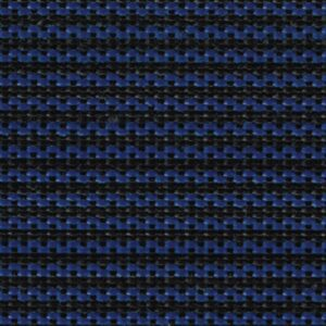 Blue High Mesh Safety Cover - Findlay Vinyl