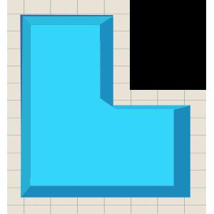 True-L Pool Shape