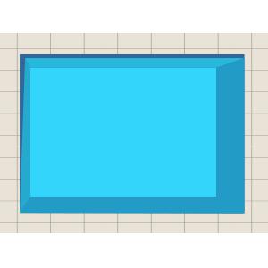 Rectangle Pool Shape