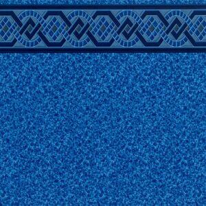 Captiva Blue Tile / Blue Roman Marble Floor