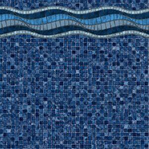 Inglewood Mosaic Tile / NielsenFloor (20 Mil)