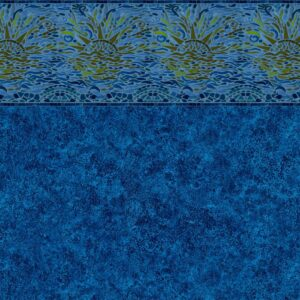Jamaica Blue Tile / Avalino (27 Mil)