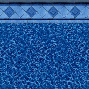 Rialto Blue Diffusion Tile / Blue Diffusion Floor (20 Mil)
