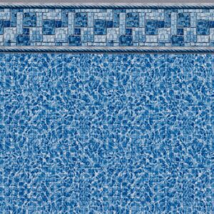 Summer River Tile / River Floor - Findlay Vinyl